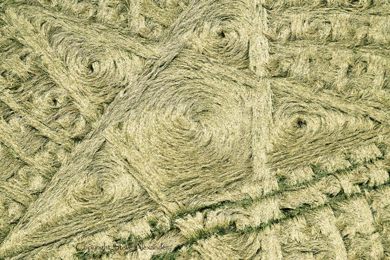 July 2014: Cherington Crop Circle