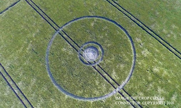2016 Circles: Silbury Hill