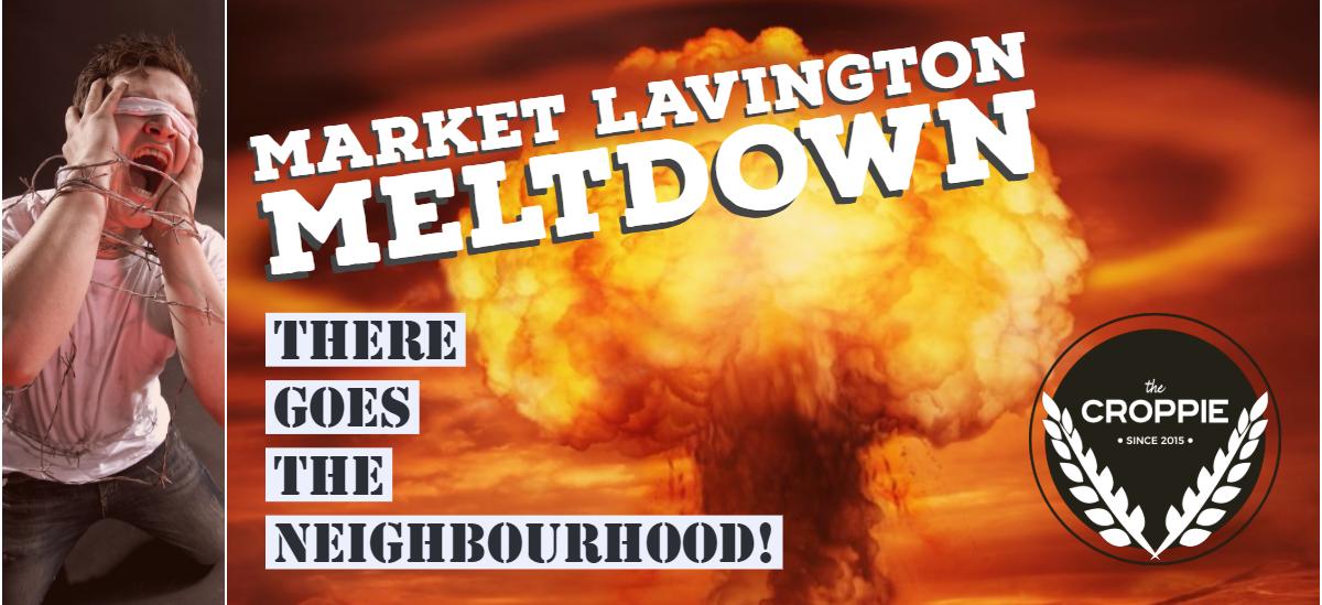Market Lavington Meltdown