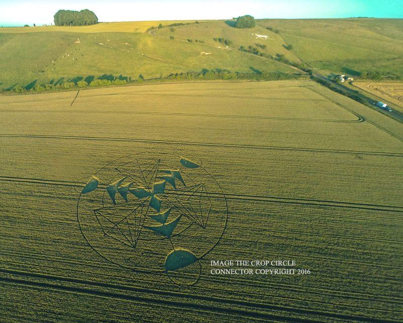 2016 Circles: Hackpen Hill II