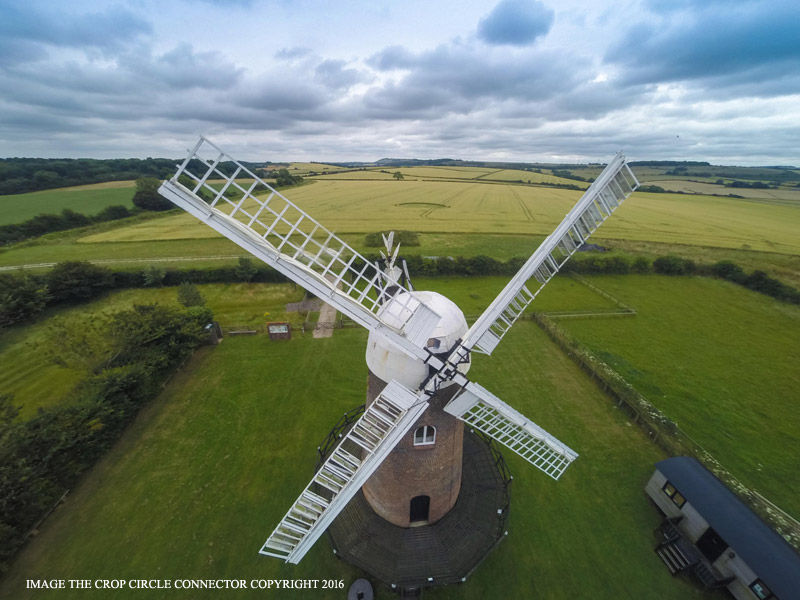 2016 Circles: Wilton Windmill