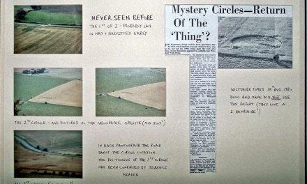1980: Westbury Crop Circles