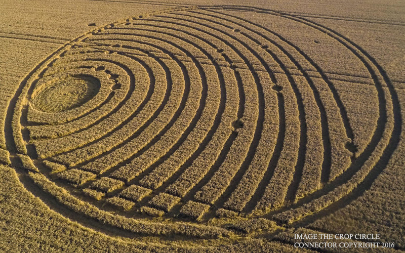 Photography by the Crop Circle Connector.