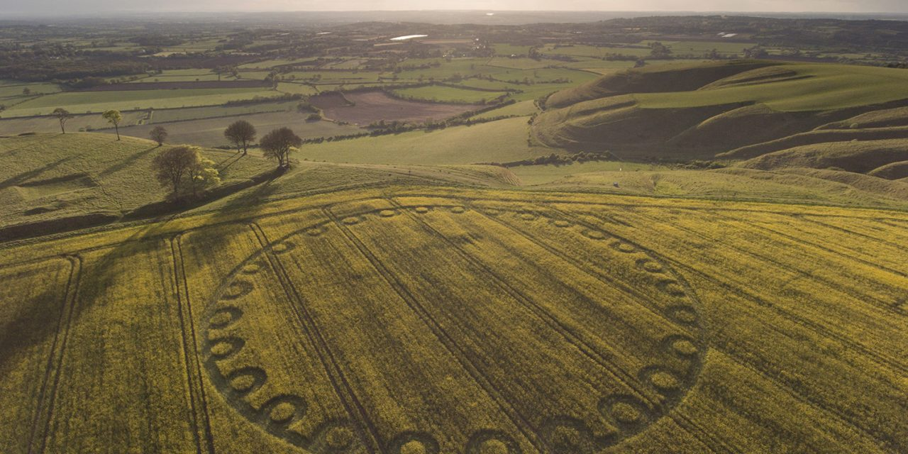 GJ Multimedia Crop Circle Photos