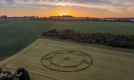 2018 Circles: Devil's Den, Near Clatford, Wiltshire