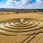 2018 Circles: Winterbourne Bassett, nr Broad Hinton, Wiltshire