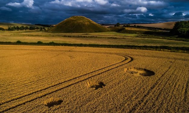 2018 Circles: Silbury Hill, Wiltshire