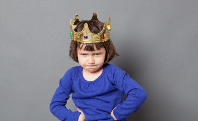 Circle Bully's Toddler Tantrum