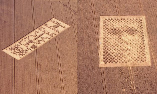The 10 Most Iconic Crop Circles