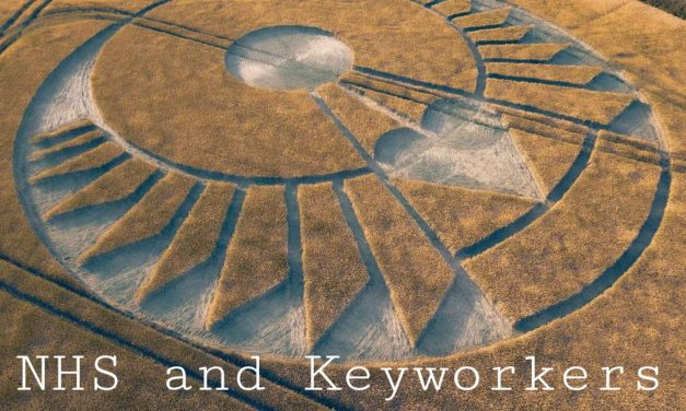 Amazing First Crop Circle of the Decade!