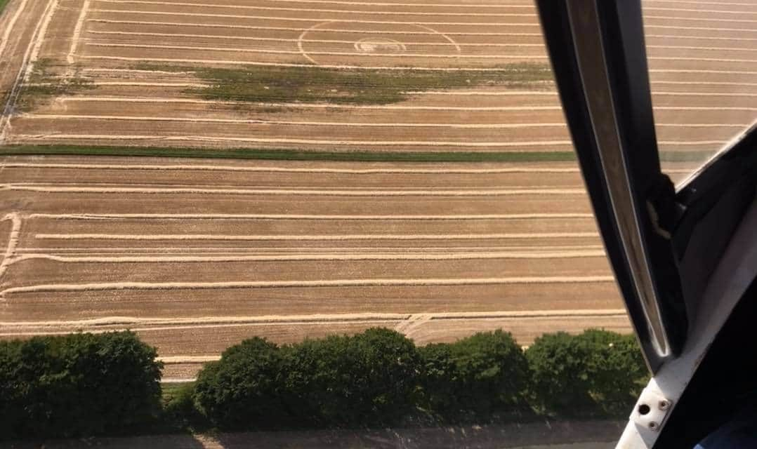 2020 Circles: Broad Hinton, Wiltshire