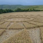 2020 Circles: Woolstone Wells, Uffington Castle, Oxfordshire