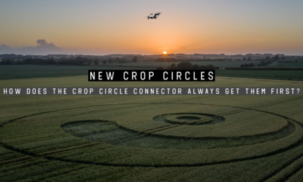Dear Croppie: How Come the Crop Circle Connector is First to Everything?