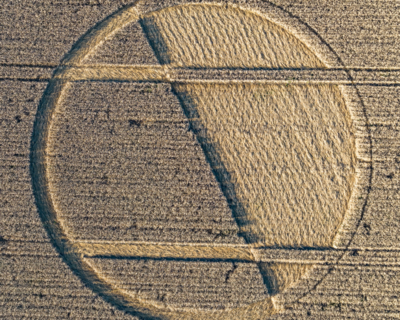 2020 Circles: Chirton Bottom, Nr Urchfont, Wiltshire