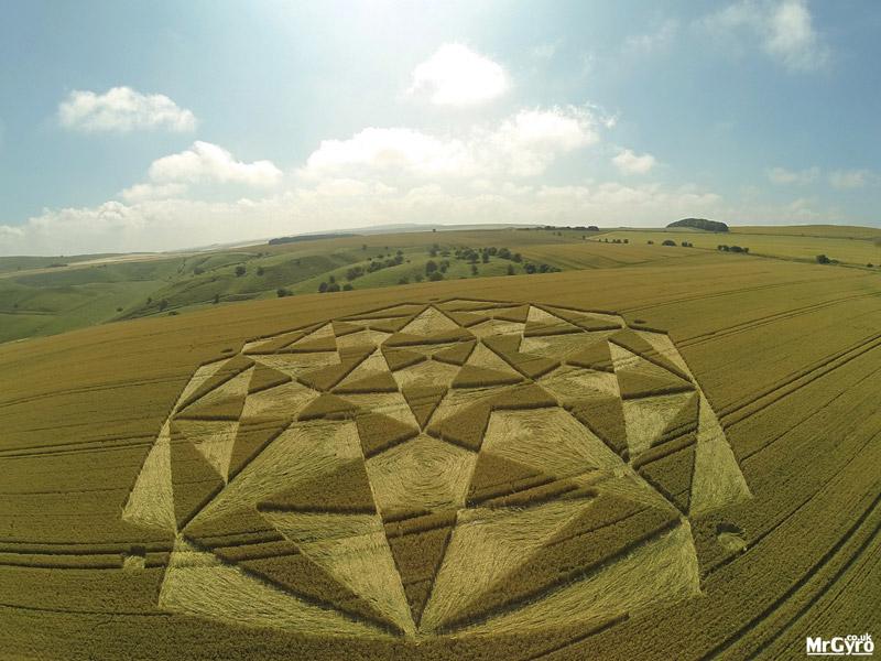 2016 Circles: Ranscomb Bottom, Calstone Wellington