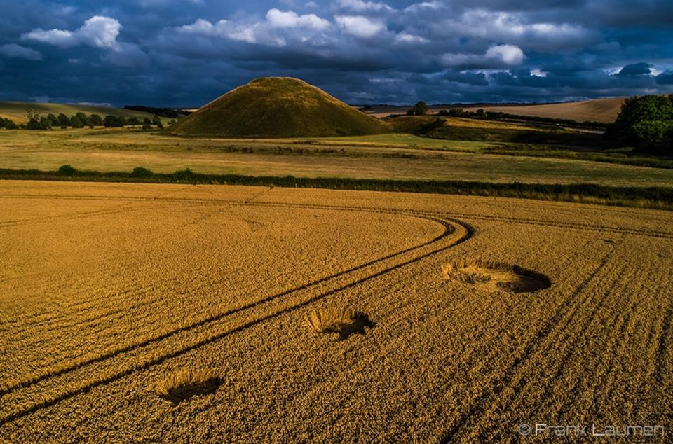 2018 Circles: Silbury Hill, Wiltshire