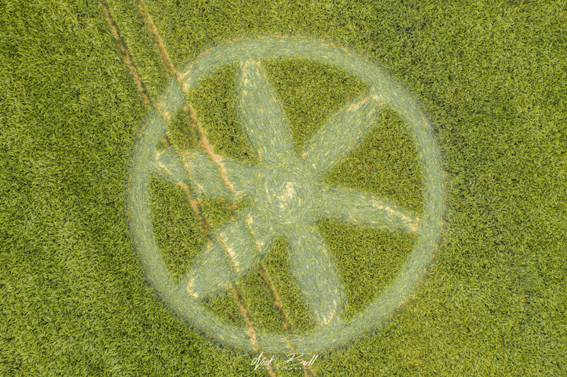 2019 Circles: Spiers Lane, Chilton Candover, Hampshire