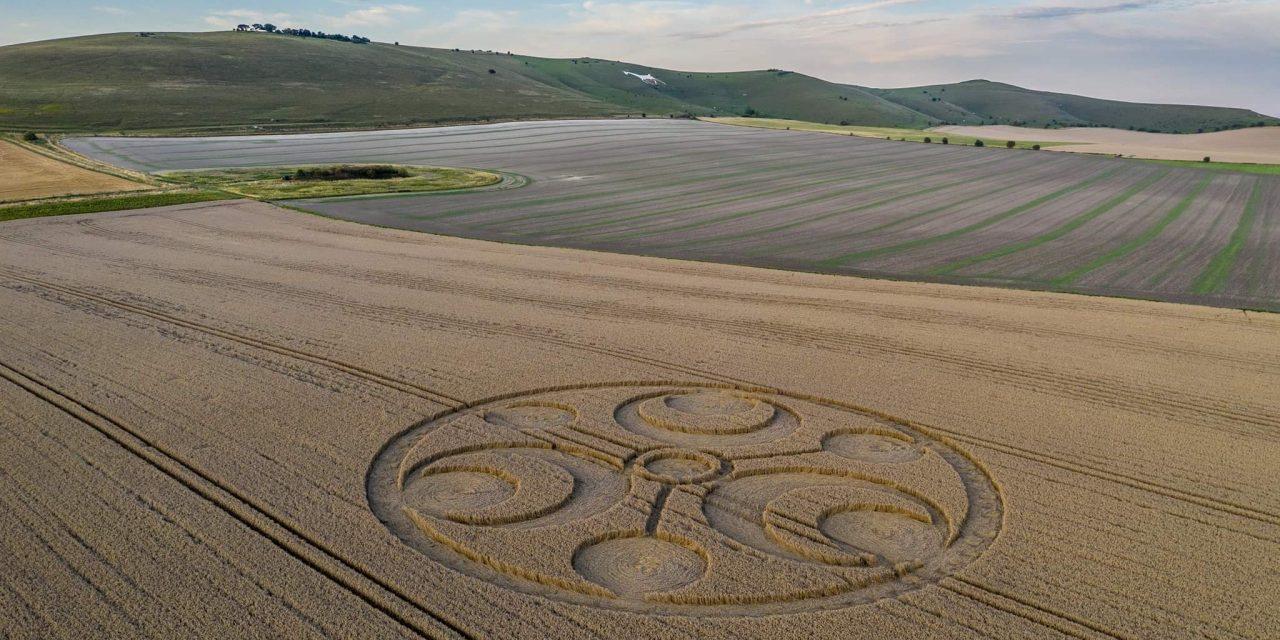 2019 Circles: Stanton St Bernard, Wiltshire