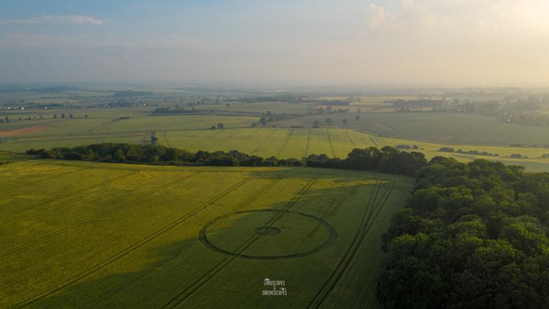 2020 Circles: Darrington, Nr Pontefract, West Yorkshire
