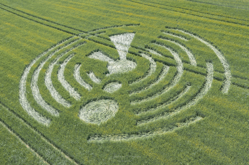 2020 Circles: Cley Hill, Warminster, Wiltshire