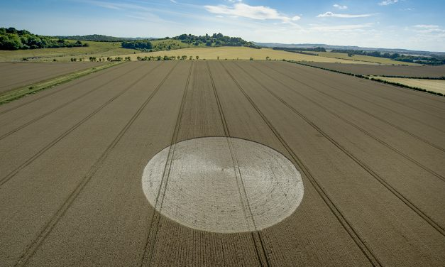 2020 Circles: Danebury Hillfort, Nr Stockbridge, Hampshire