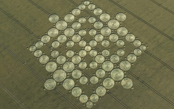 Thirteen Unsung Crop Circles