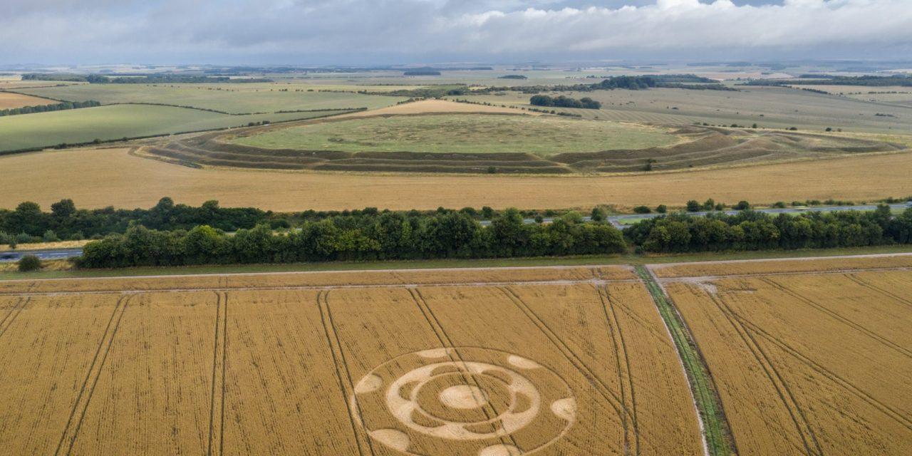 2020 Circles: Yarnbury Castle, Wiltshire