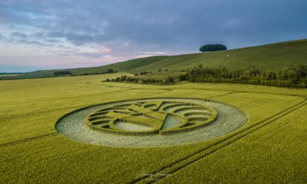 2021 Circles: Hackpen Hill, Wiltshire (Commission)