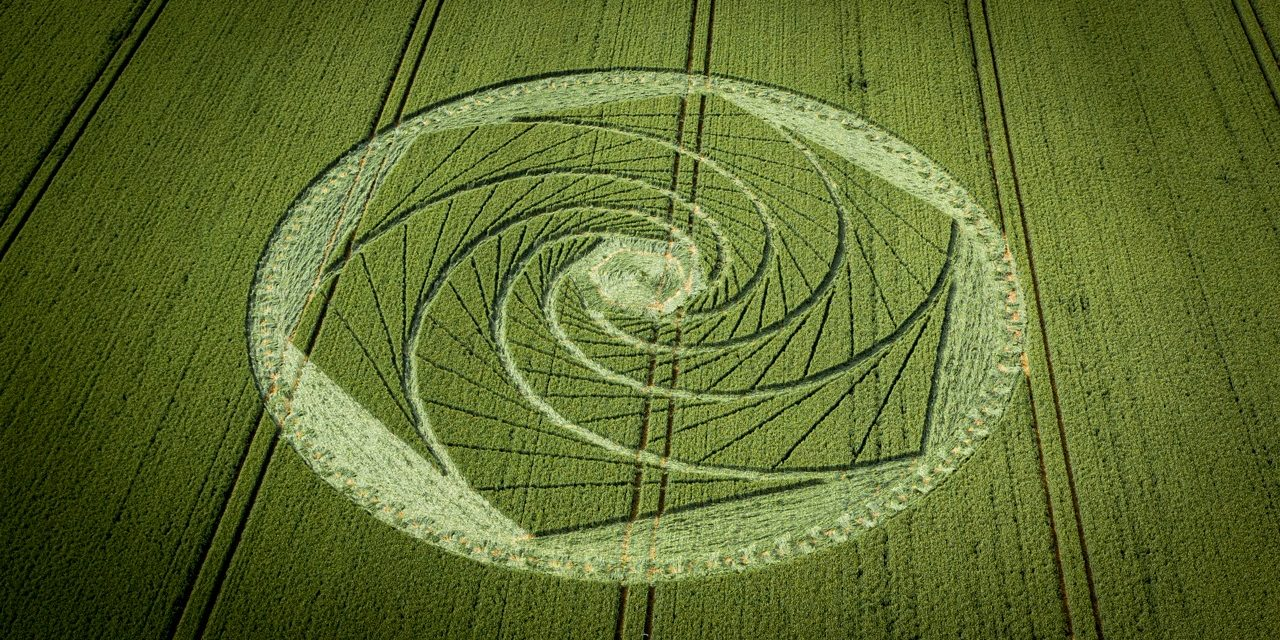 2021 Circles: Green Street, Avebury, Wiltshire