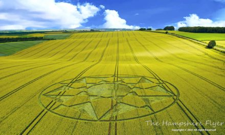 2021 Circles: Longwood Warren, Winchester, Hampshire