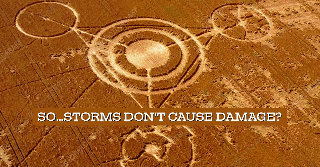 Storm Damage: It Never Happens?