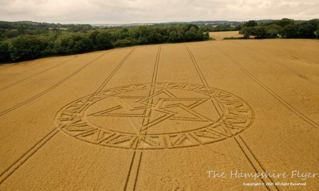 2021 Circles: Kitt's Lane, West Meon, Hampshire