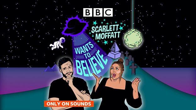 Scarlett Moffatt Wants To Believe: Crop Circles