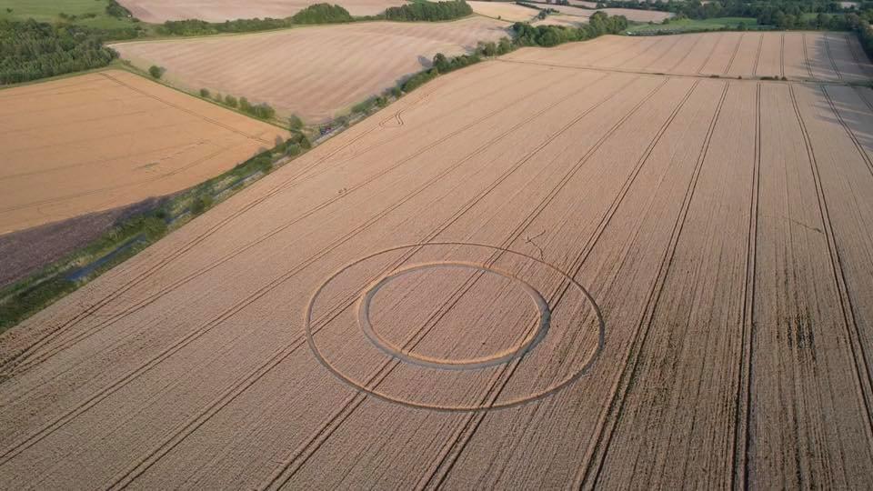 2021 Circles: Marten, Nr. Burbage, Wiltshire